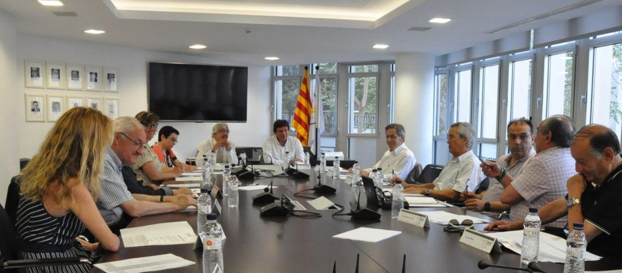 Cloenda de temporada de la Comissió d'Ètica Esportiva i Lluita contra la Violència