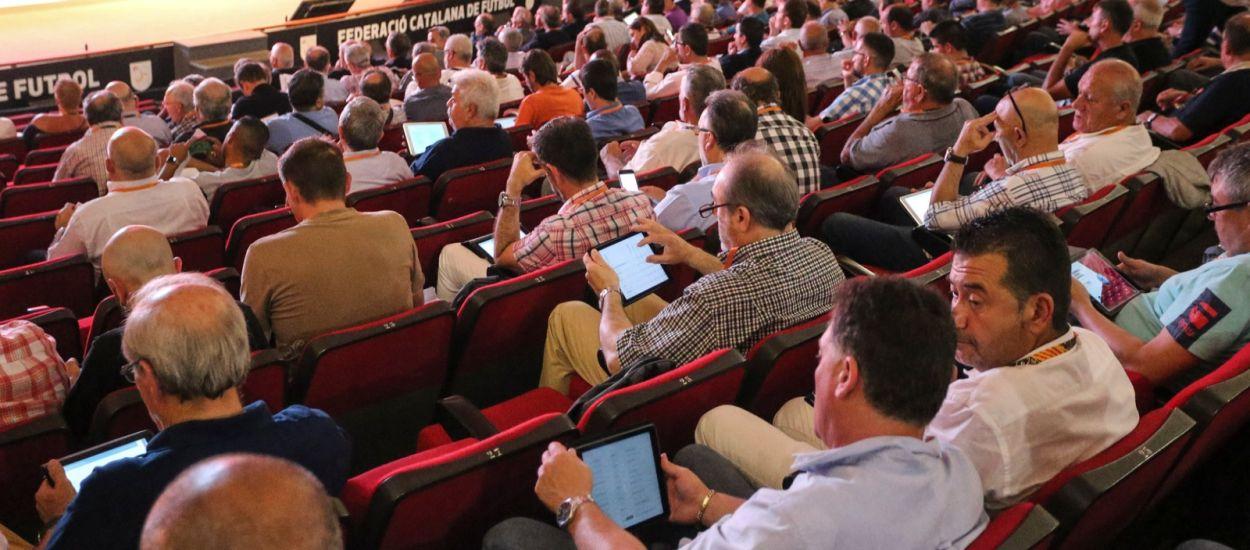 Las tablets, la innovación tecnológica de la Asamblea de la FCF