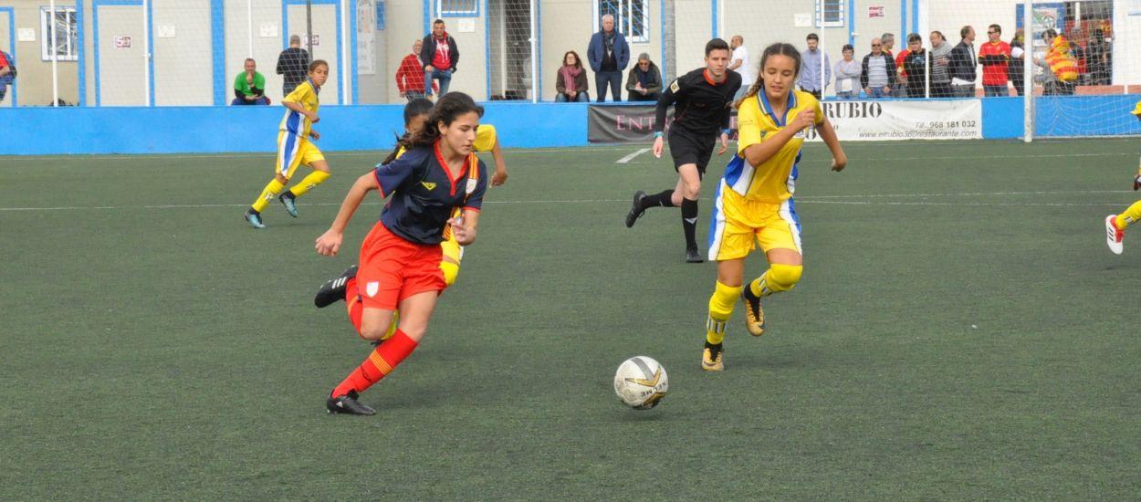 Abril Rodrigo, la màxima golejadora Aleví de tot Catalunya
