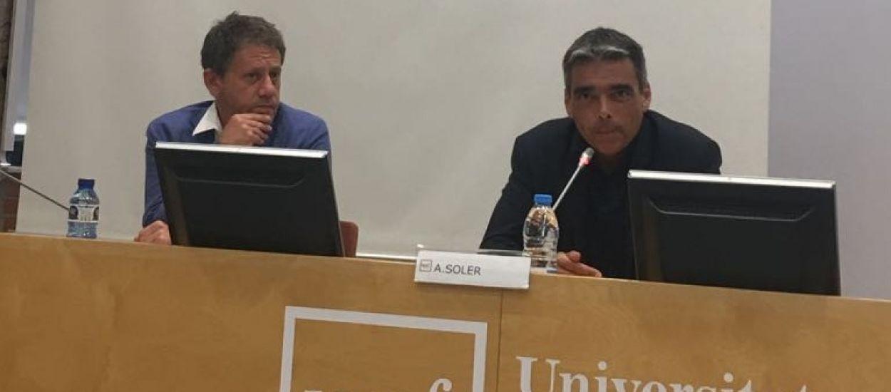 L'FCF assisteix a la Jornada 'Els reptes del governament en l'esport'