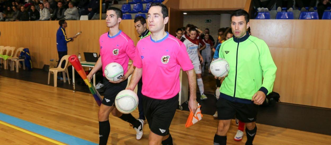 L'àrbitre català Bernardo Simón ascendeix a 2a Divisió Nacional de Futbol Sala