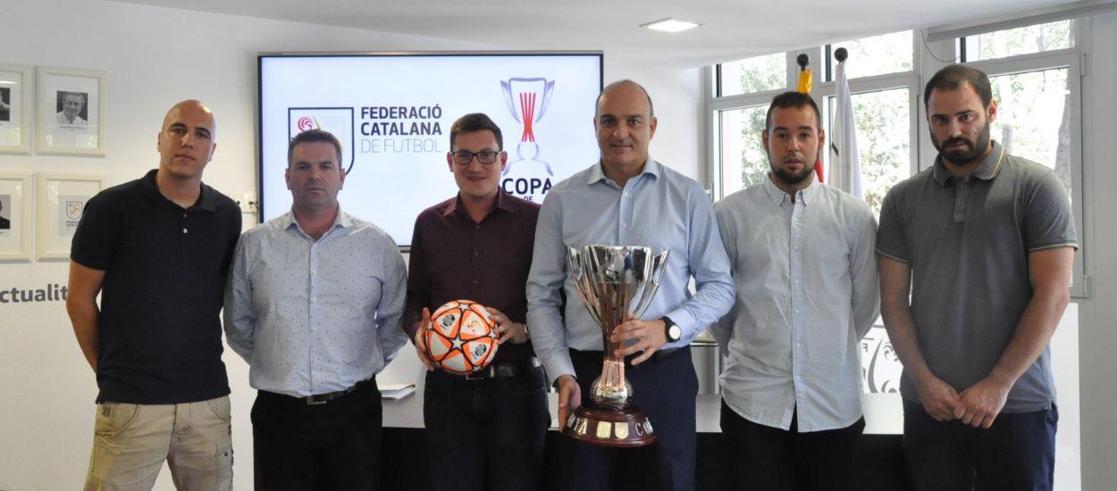 Tàrrega acollirà la Fase Final de la Copa Catalunya Femenina