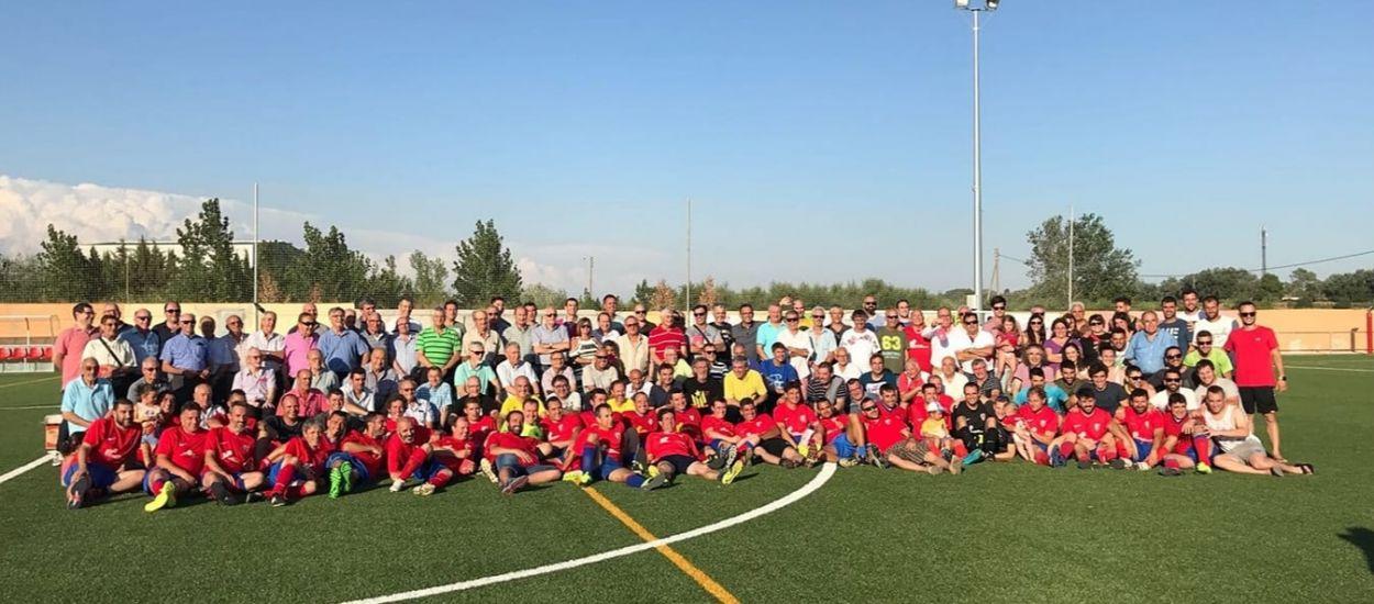 El CF Juneda celebra el seu centenari