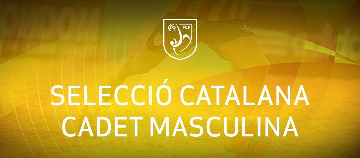 Convocatòria d'entrenament Cadet futbol platja: 10.07.18