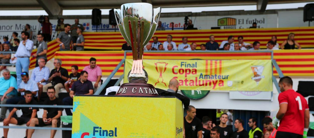La final de la Copa Catalunya Amateur es disputarà a Tàrrega