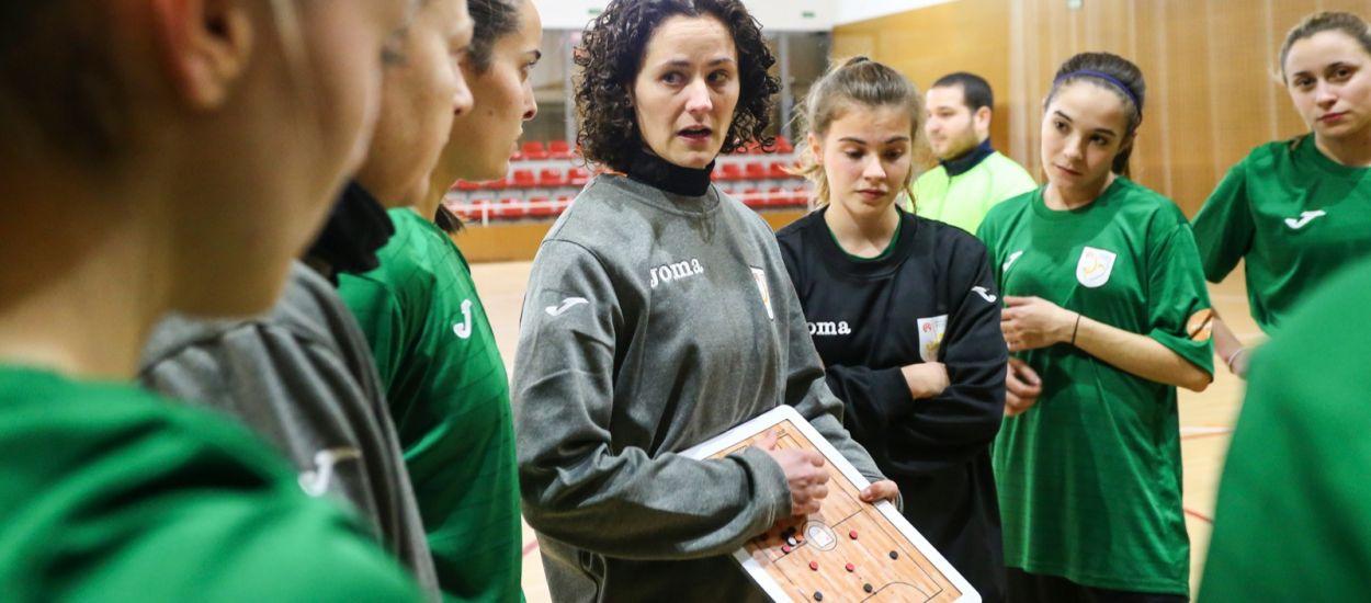 Clàudia Pons passa a ser la nova seleccionadora nacional absoluta femenina de futbol sala