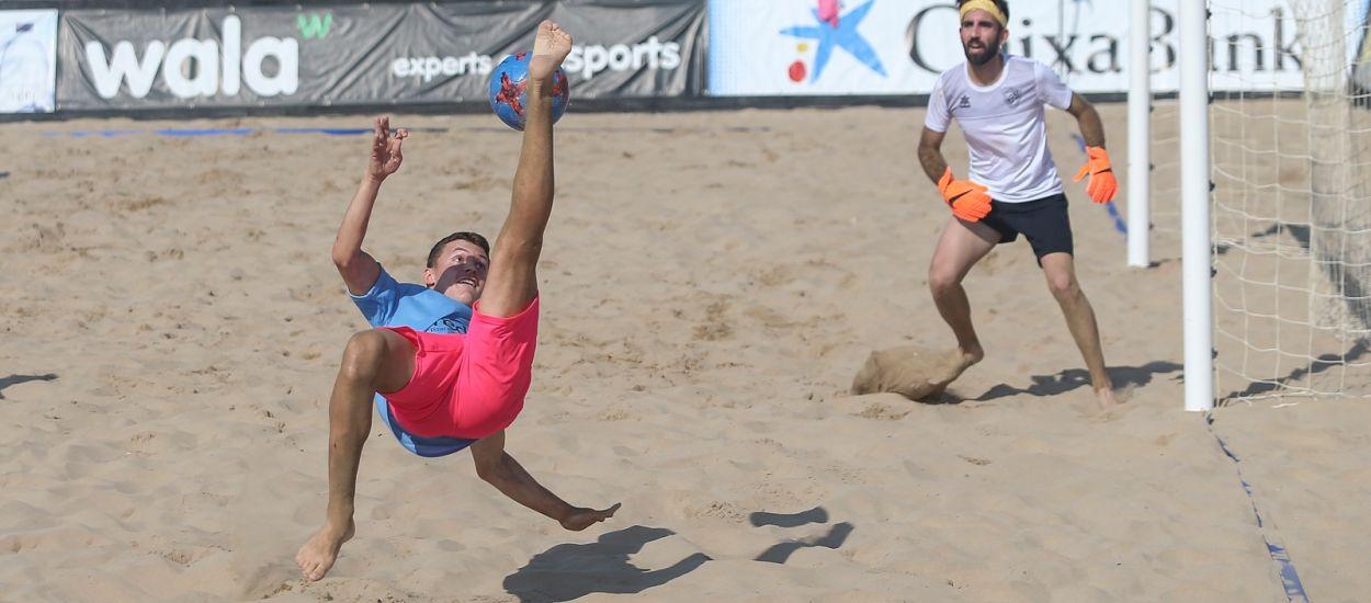 Campionat de Catalunya de Futbol Platja Sènior Masculí