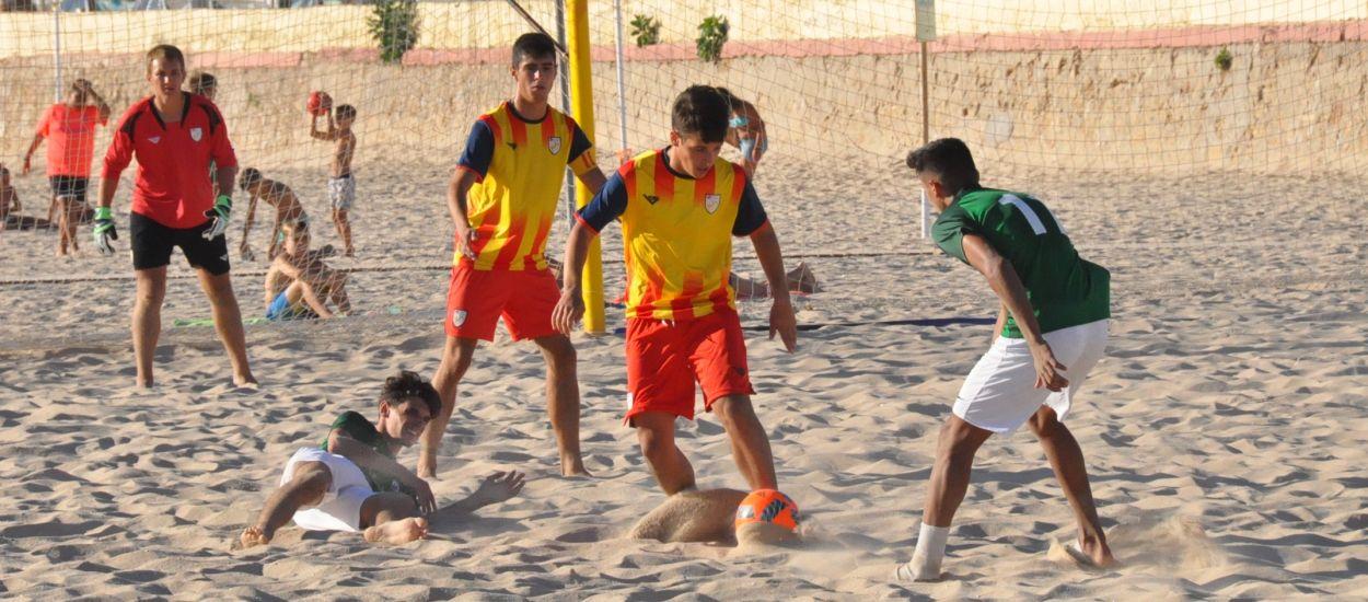 Èpica remuntada de la Selecció Juvenil en superar Andalusia