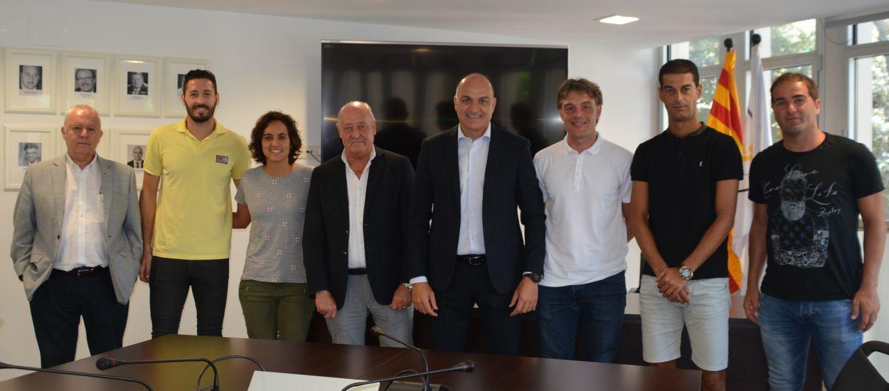 Definit el nou organigrama esportiu de l'FCF per a la temporada 2018-2019
