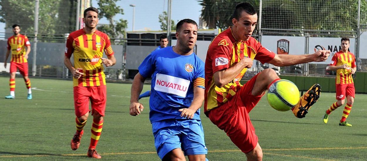 El Sant Andreu es classifica per a les semifinals del Torneig d'Històrics