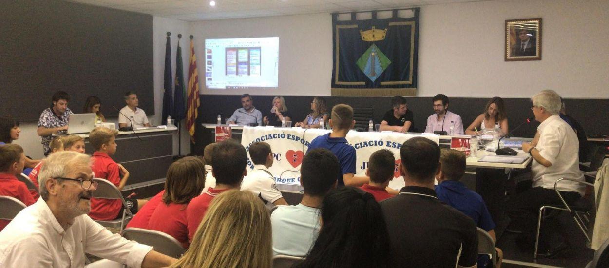 Presentat el Torneig solidari de futbol base Jordi Pitarque