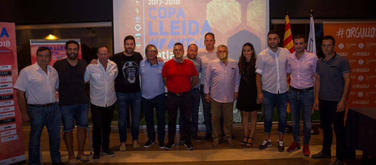La Copa Lleida Infantil reunirà els millors equips de la categoria