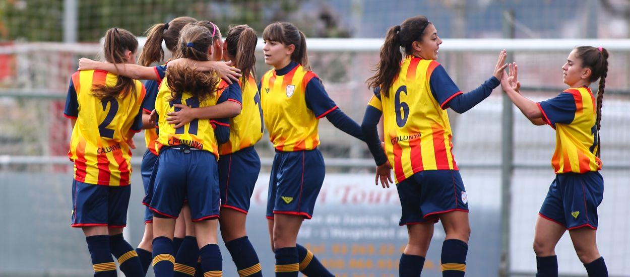 Set catalanes, a punt per competir al Mundial sub 20 femení de França