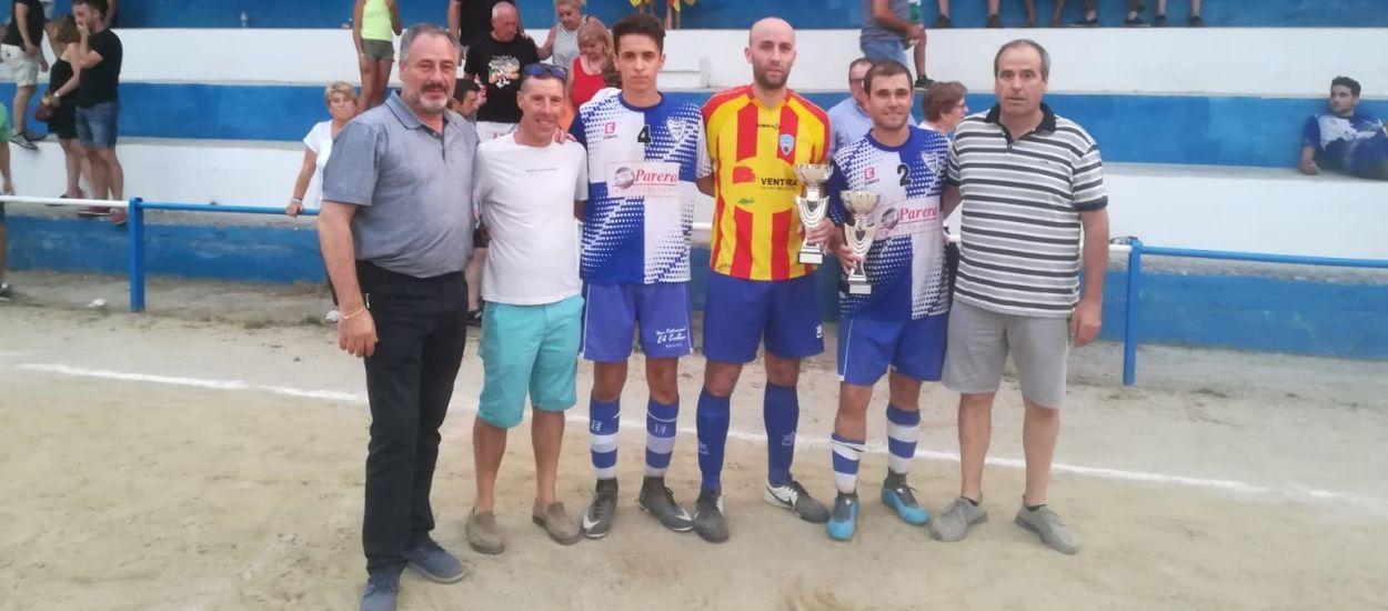 Presència federativa al Camp de Futbol Municipal La Cuitora