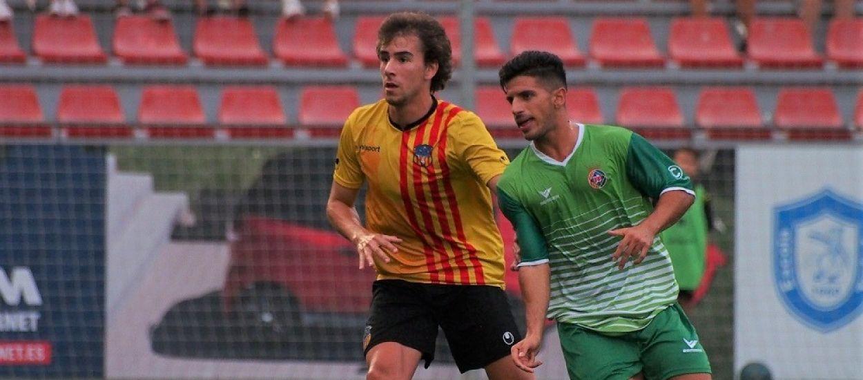 El Sant Andreu i l'Espanyol 'B' passen ronda a la Copa Catalunya Absoluta