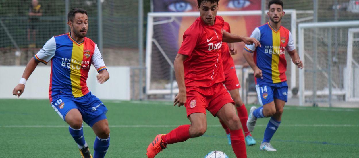 La Lliga Nacional Juvenil aixeca el teló del futbol base català
