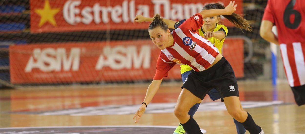 Berta Velasco entra dins la llista per disputar la fase de classificació de l'Eurocopa