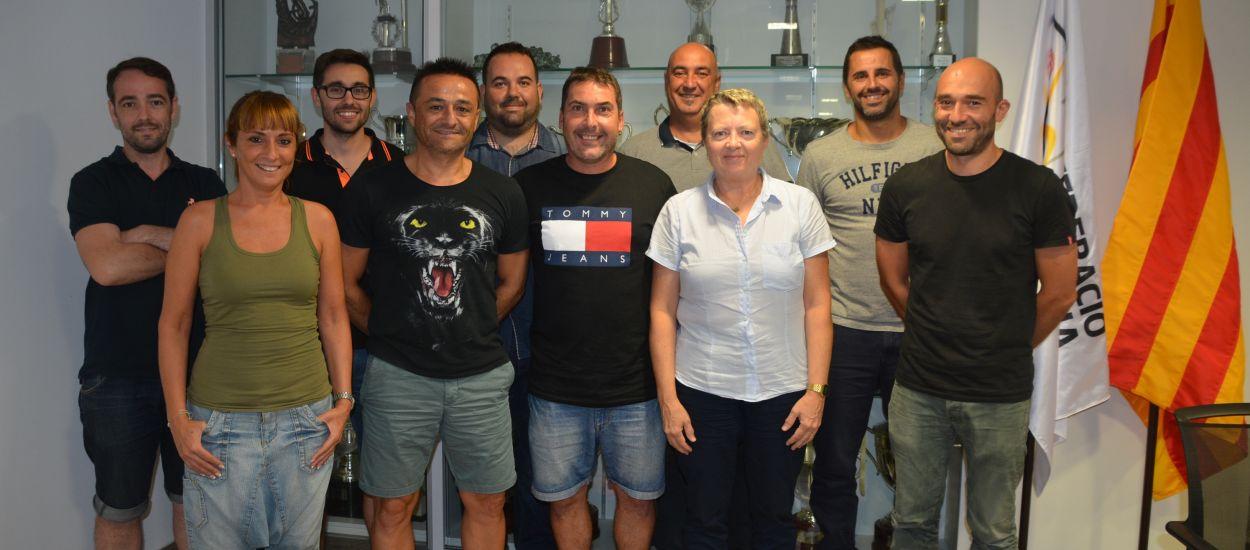 Continuïtat en el projecte de les Seleccions Catalanes de Futbol Sala