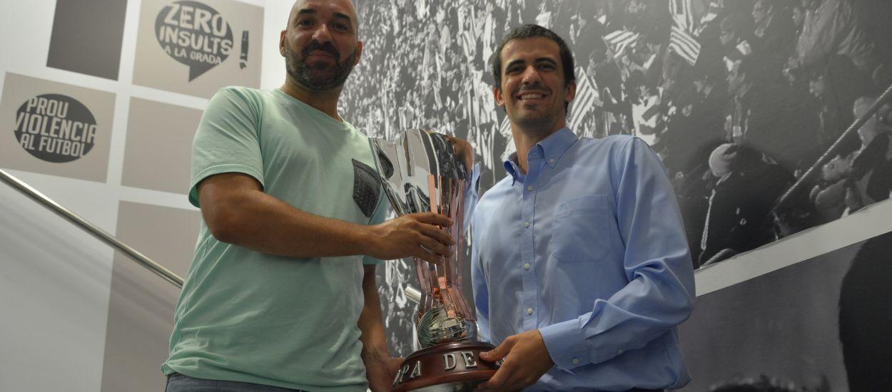 La il·lusió dels tècnics que debuten a la Fase Final de la Copa Catalunya Sènior de Futbol Sala