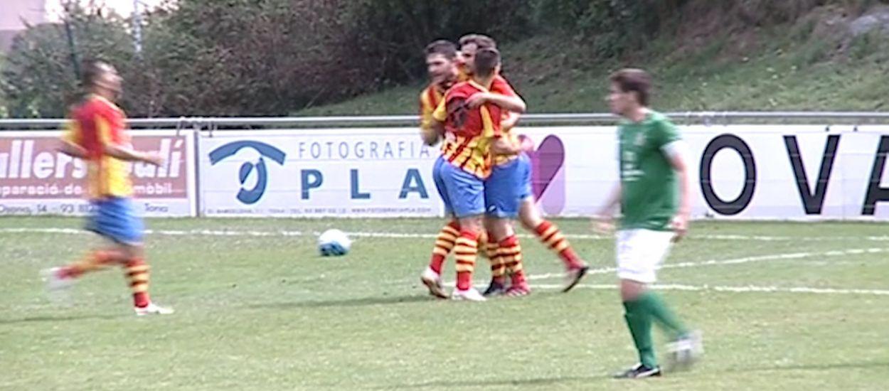 Resum i gols de la jornada 1 de Primera Catalana, Grup 1 i 2