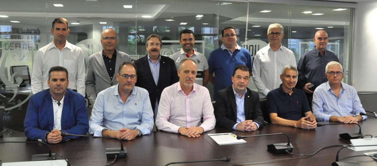 La Comissió Gestora agafa el relleu de la Junta Directiva