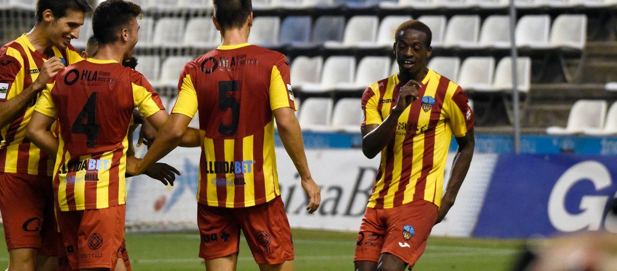 El Sant Andreu i el Lleida passen ronda a la Copa del Rei