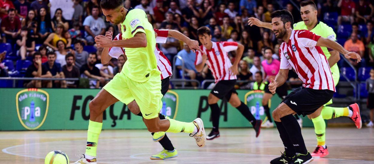 El Barça Lassa accedeix a la final de la Copa Catalunya