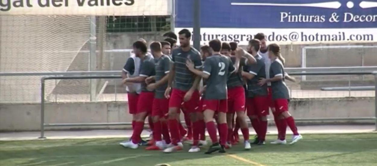 Resum i gols de la jornada 2 de Primera Catalana (Grup 1 i 2)