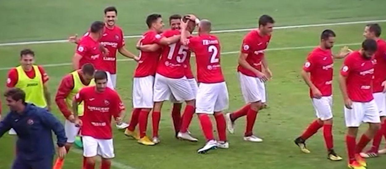 FCF   Resumen y goles de la jornada 4 de Segunda División \'B\' (Grupo 3)