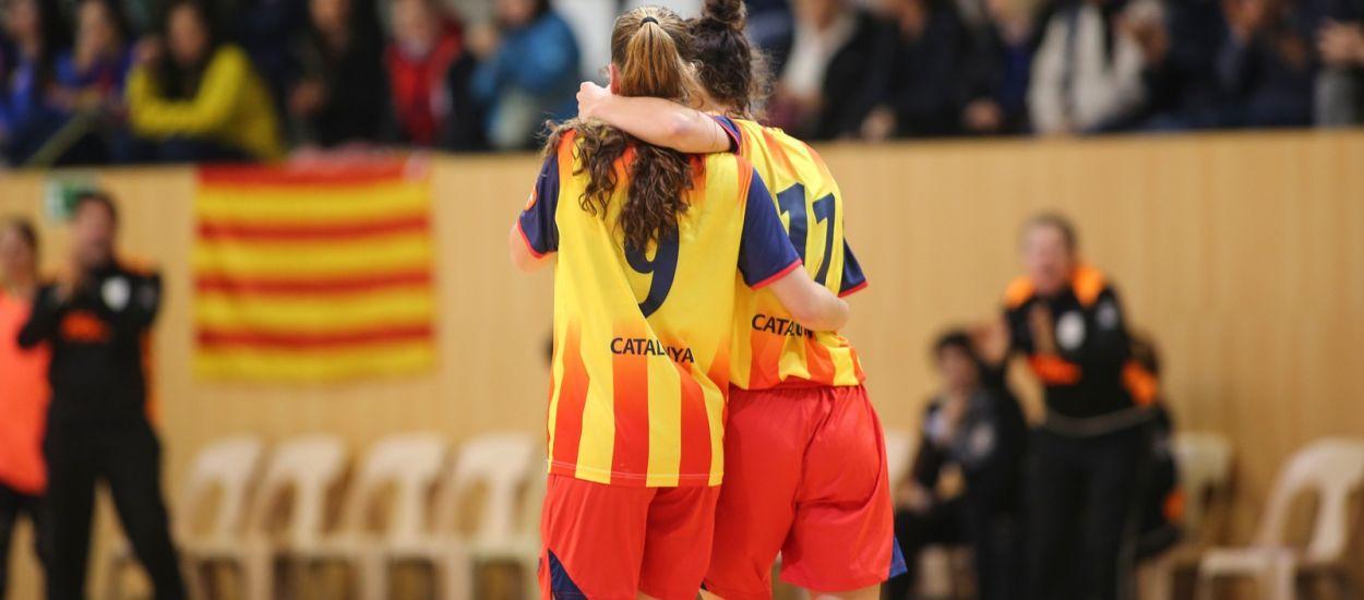 La Selecció espanyola sub 18 femenina de futbol sala disputarà els Jocs Olímpics de la Joventut amb dues jugadores catalanes