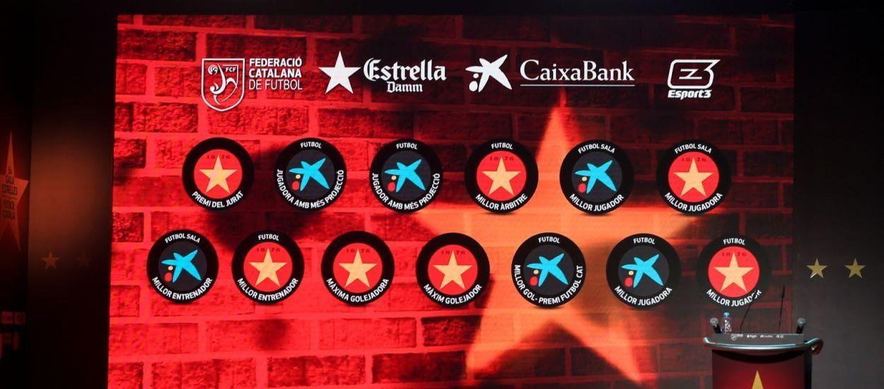 Els nominats de la 7a Gala de les Estrelles