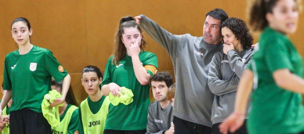 La filosofia que s'inculca a les Seleccions Catalanes de Futbol Sala