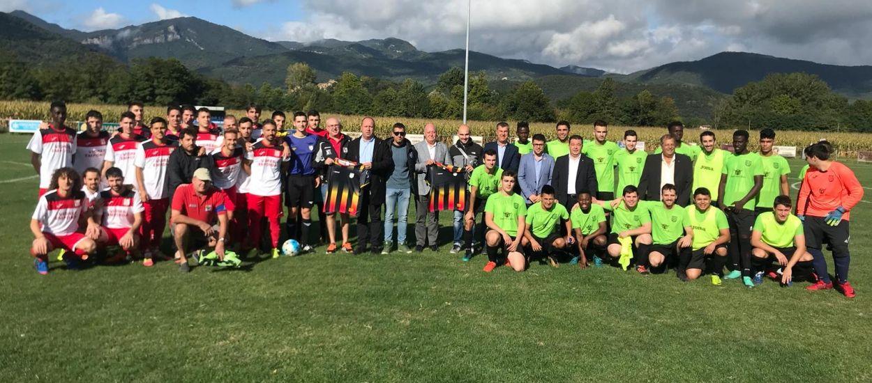 El president es reuneix amb els clubs de la Garrotxa i el Ripollès