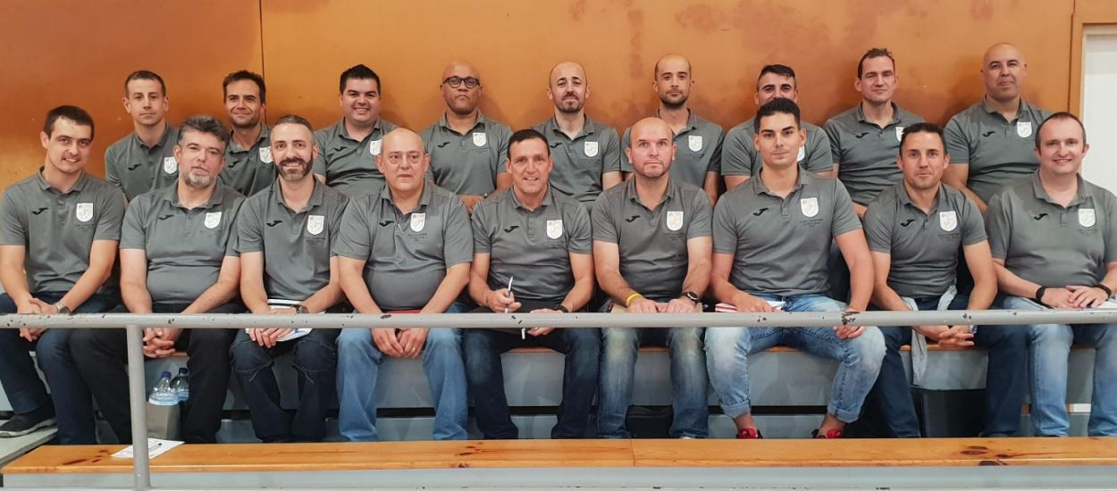 La 2a jornada d'informadors arbitrals de futbol sala es trasllada a Alforja