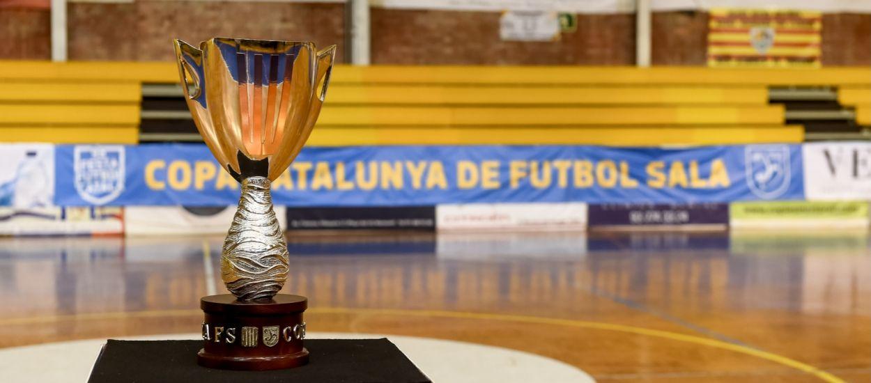 Obertes les inscripcions per participar a la Copa Catalunya de Futbol Sala