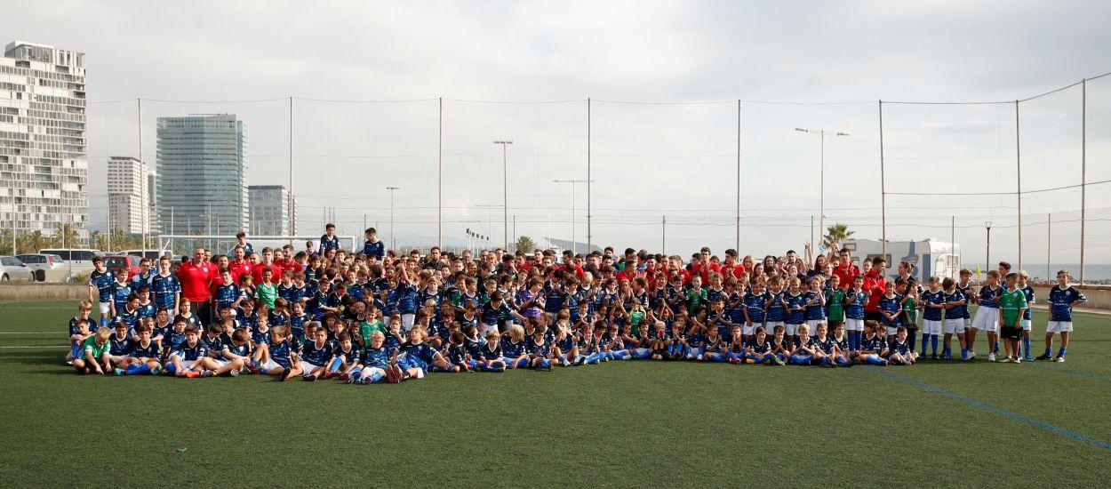 Presentats els equips del CE Vila Olímpica