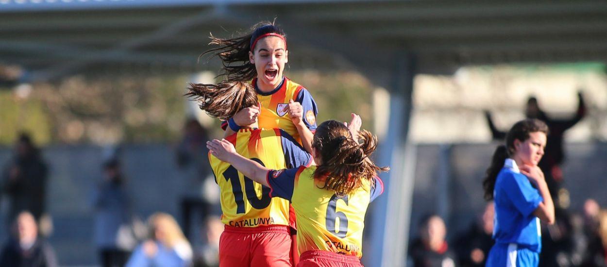 Catalunya acogerá la primera fase del Campeonato de España femenino