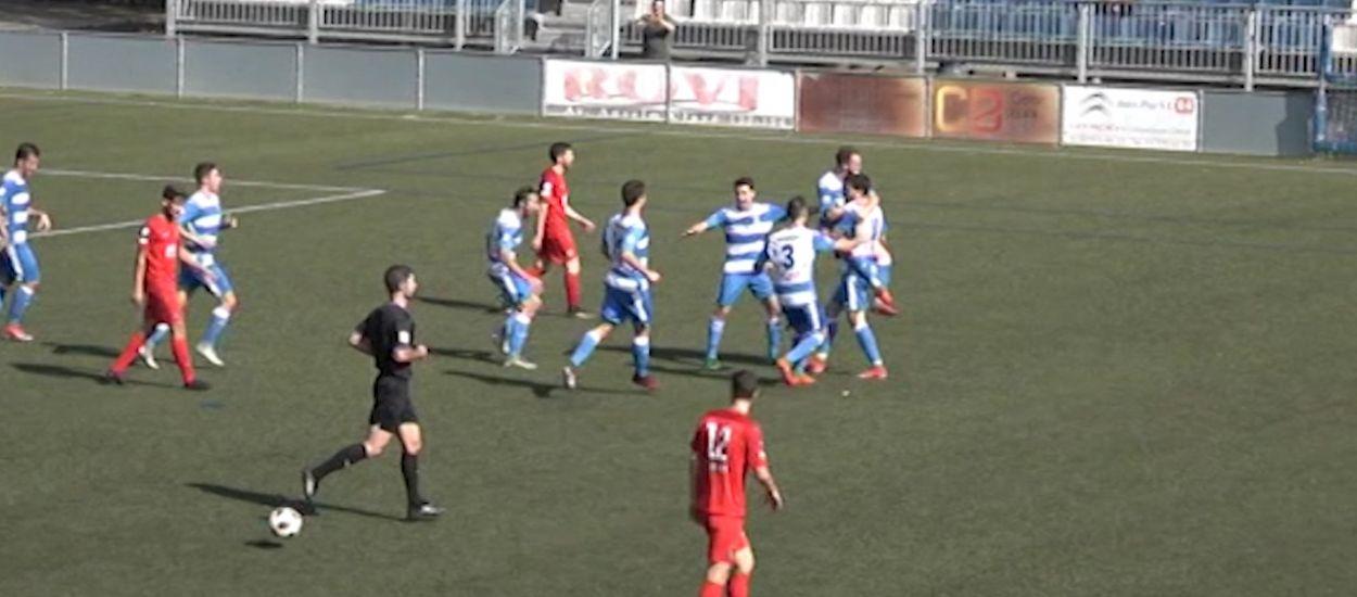 Resum i gols de la jornada 11 de Tercera Divisió (Grup 5)