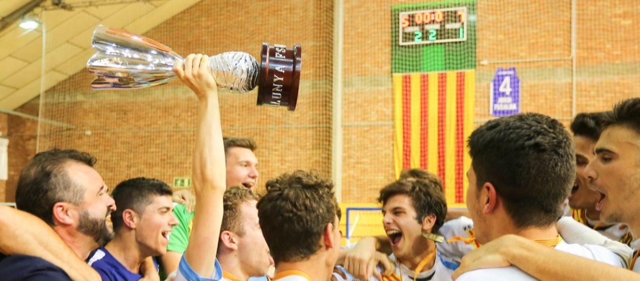 1.235 equips ja estan inscrits a la Copa Catalunya de Futbol Sala