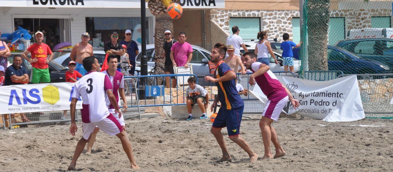 El català Llorenç Gómez, nominat a millor jugador del món de futbol platja