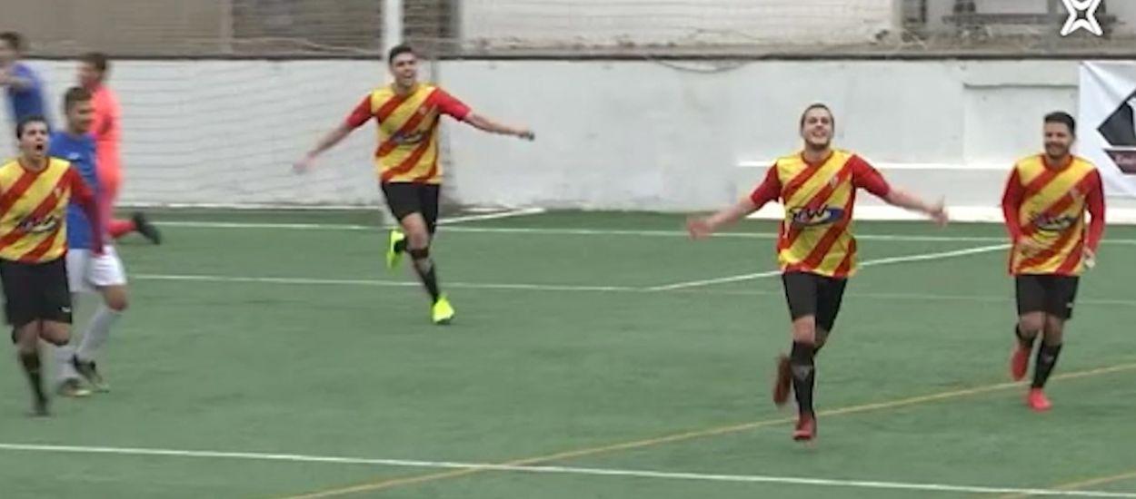 Resum i gols de la Jornada 9 de Primera Catalana (Grup 1 i 2)