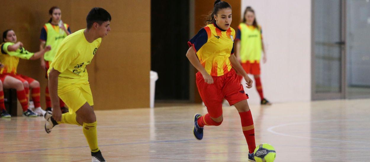 La versió més eficaç de Catalunya doblega amb solvència el Futsal Cervelló