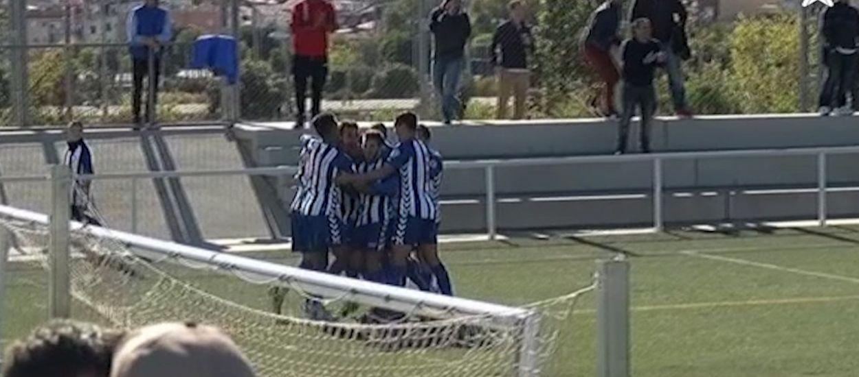 Resum i gols Tercera Divisió Jornada 13 (Grup 5)