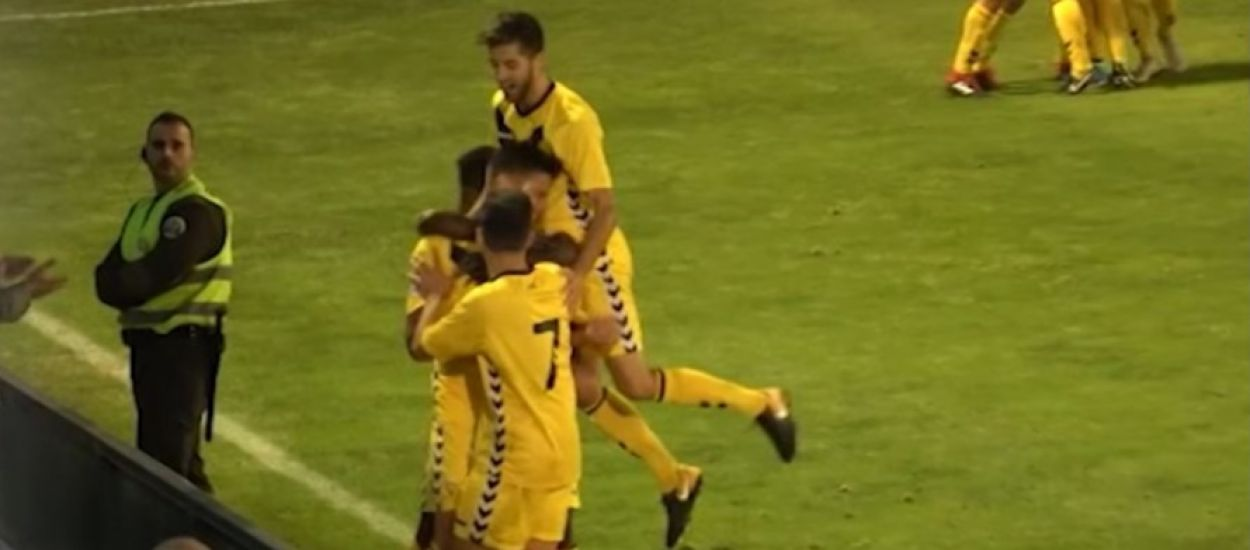 Resum i gols de la jornada 11 de Segona Divisió 'B' (Grup 3)