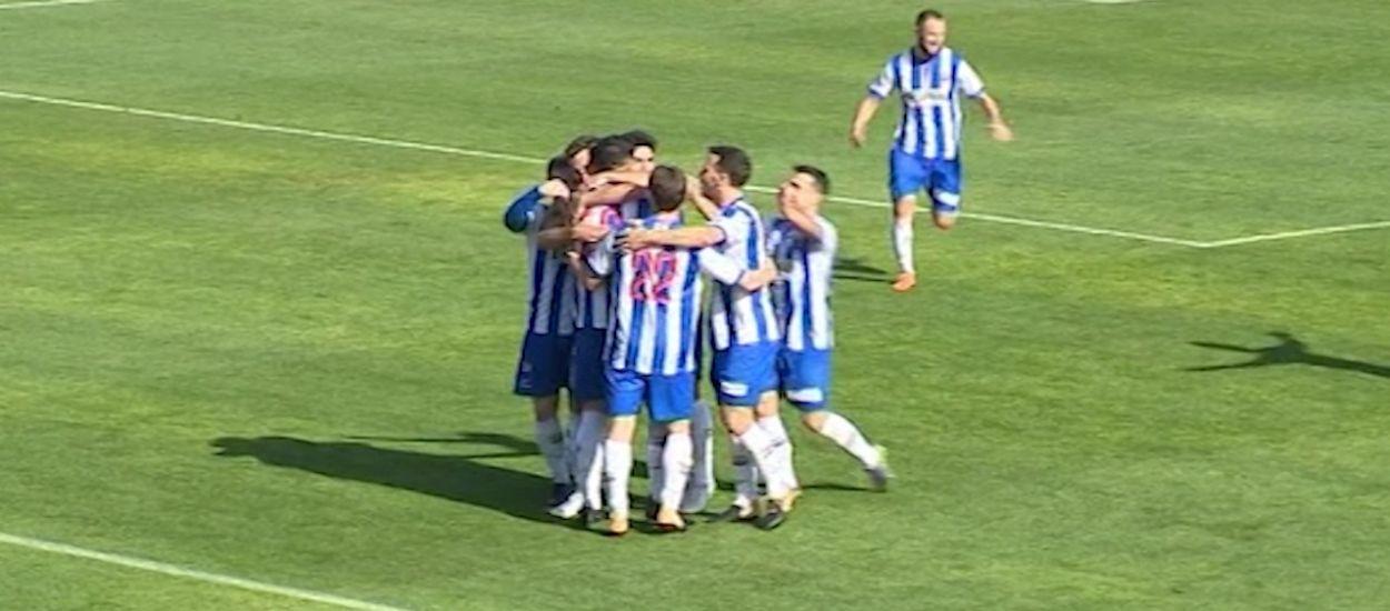 Resum i gols de la jornada 14 de Tercera Divisió (Grup 5)