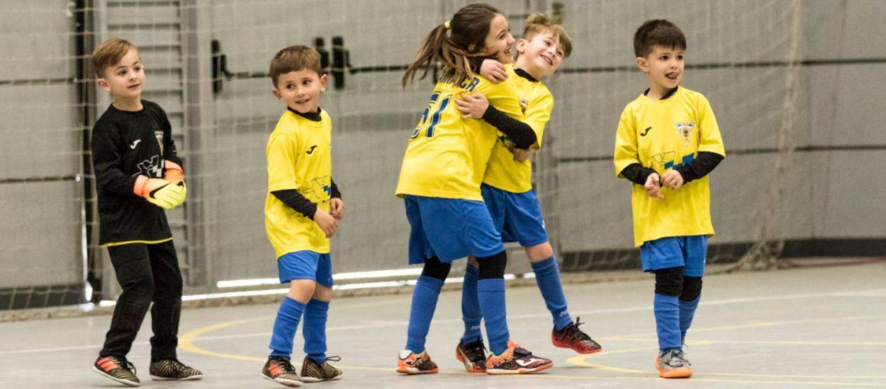 Les Trobades dels Promeses de futbol sala s'extenen arreu de Catalunya