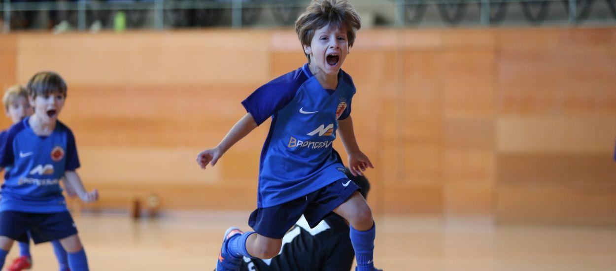 Els Promeses de futbol sala inicien les seves Trobades a Barcelona, a Lleida i a Girona