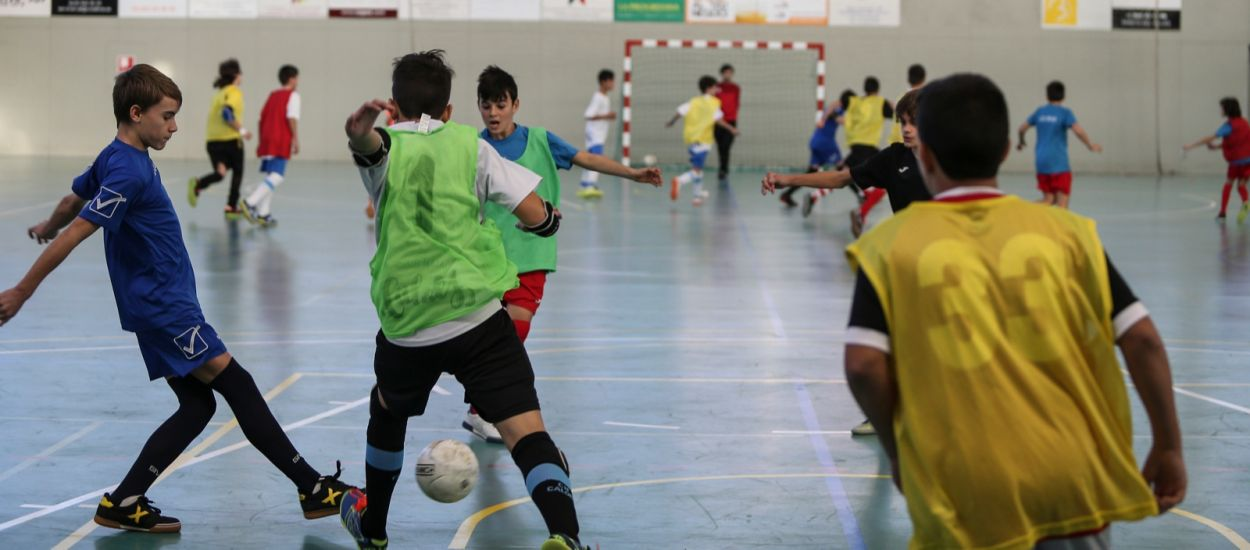 Un 51,77% dels clubs de futbol sala federats representats en els entrenaments de les Seleccions Comarcals
