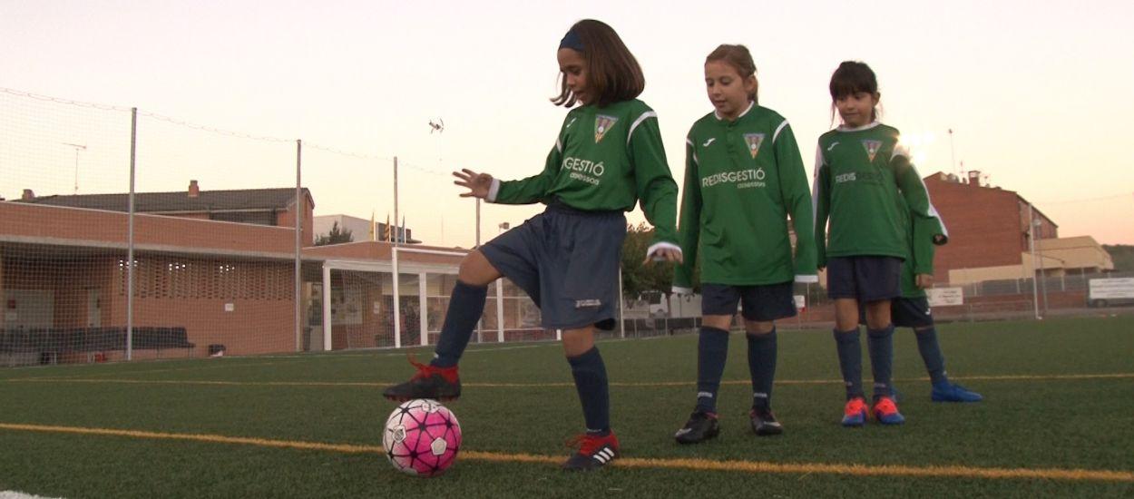 El Club Esportiu Pla d'Urgell, creixement sense sostre de la mà d'#Orgullosa