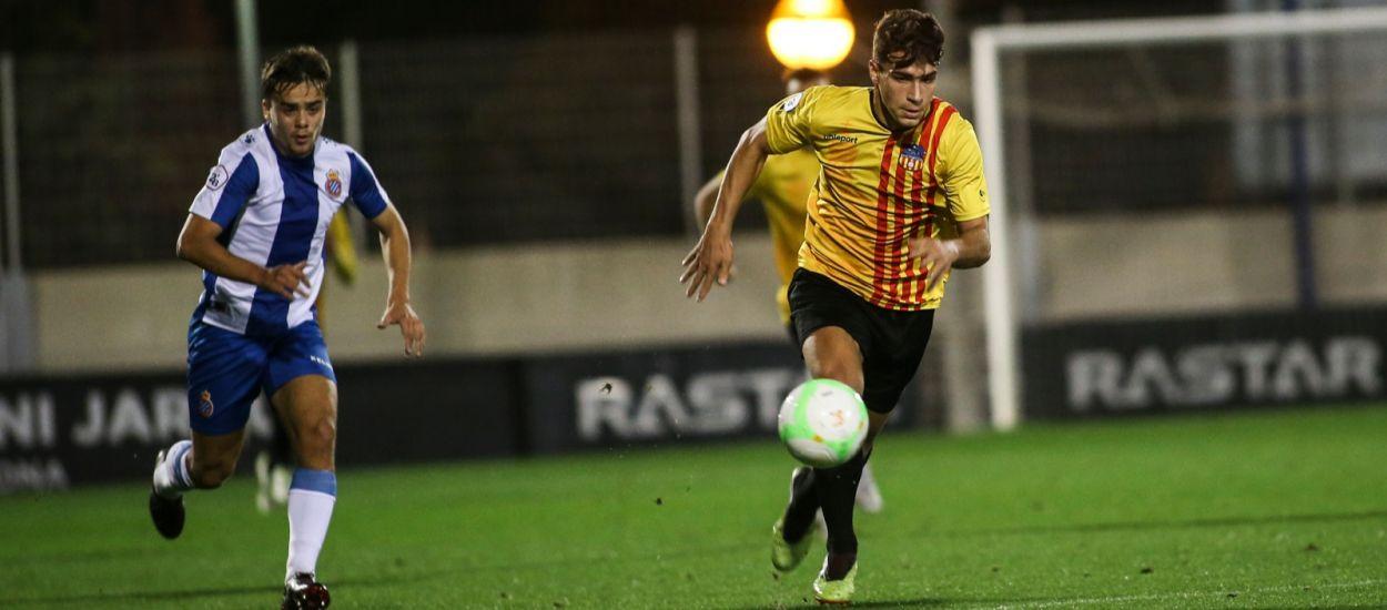 El Sant Andreu es classifica per a la final de la Copa Catalunya des dels onze metres